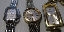 Non Working Gruen Watches, Qty of 3 for parts