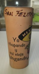 '.San Felipe Mexico Shot Glass.'
