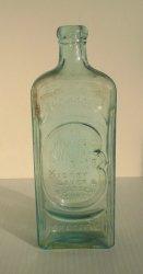 Dr Kilmers Swamp Root Kidney Liver Bladder Cure Bottle 1800s