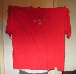 '.Sean John 2XL T-Shirt.'