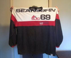 Sean John Collection, Size 2xl Long Sleeve T-Shirt