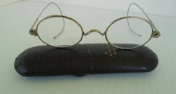 '.Antique German Eyeglasses.'