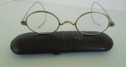 '.Antique German Eyeglasses.'