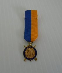 Masonic National Sojourner Heroes of '76 Medal, 1950s