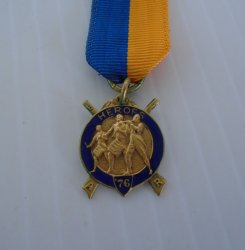 '.Masonic Heroes of 76 Medal.'