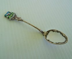 '.Canada Souvenir Spoon.'