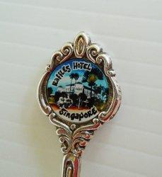 Raffles Hotel, Singapore, Souvenir Spoon