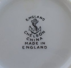 '.Chelson China Demitasse Englan.'