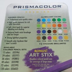 '.Prismacolor Artist Pencil Set.'