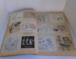 '.1940s Scrapbook, Clarinda IA.'