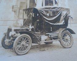 '.Antique Photo Chanute Kansas .'