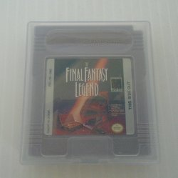 Final Fantasy Legend, Nintendo Gameboy