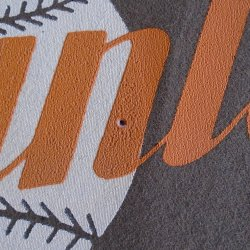 '.S. F. Giants 1960s pennant.'