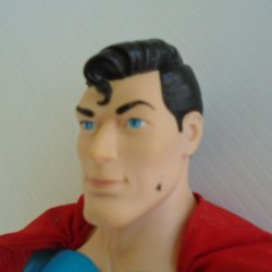 '.Superman Doll, 15.'