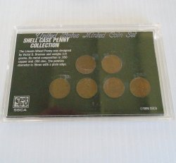 '.WWII Shell Case Penny Collecti.'