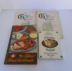 '.German cookbooks 1939 to 1956.'