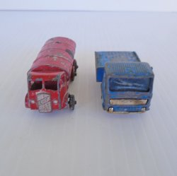 '.Lesney Matchbox Trucks, Old.'
