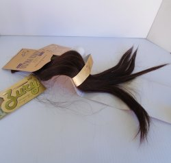 Zury Ultra Yaky Braiding, 2 Brown Braids never used, 18 inch