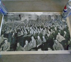 International Brotherhood of Teamsters 1952 Convention Photo