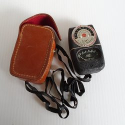 General Electric Exposure Light Meter DW-68