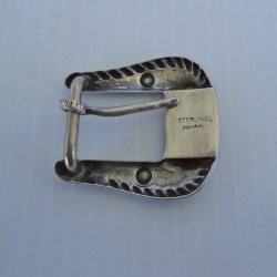 '.Sterling Silver 1/10-14k Buckl.'
