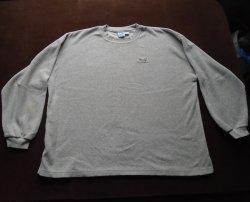 Wells Fargo Bank Tan Fleece Pullover, Size XL