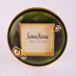 Neiman Marcus 2 inch Enamel Picture Frame, Jay Strongwater