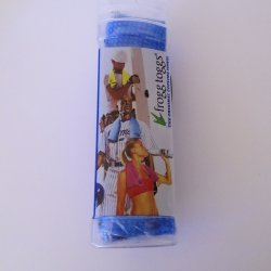 Frogg Toggs Chilly Pad Body Cooling Towel, New In Pkg