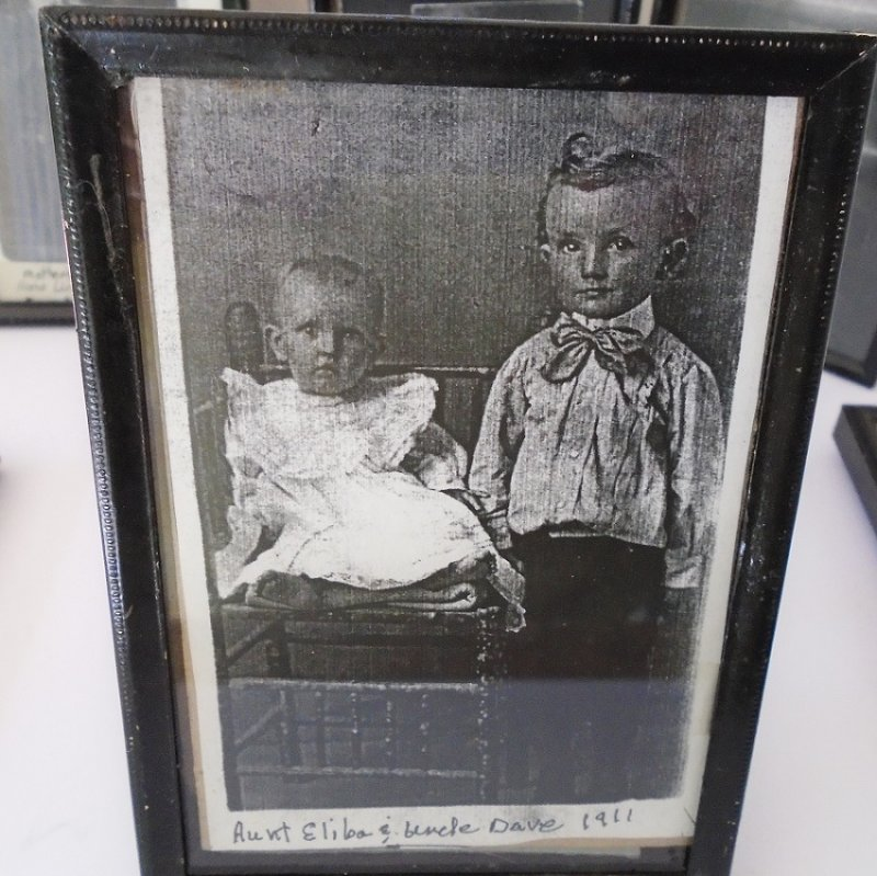 Eliba Gannon and Dave Gannon. From Linnet Gannon family photocopies. 1800s to 1900s time frame.