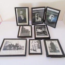 Linnet Gannon Picture Photocopies, 1800s 1900s Okla, KS, MO