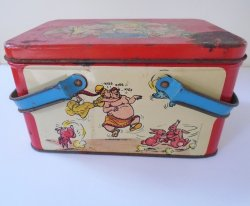 '.1948 Joe Palooka Lunch Box.'