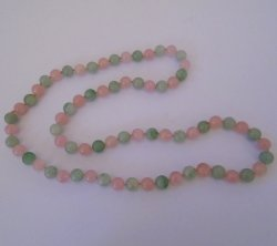 '.Jade Jadeite Necklace.'
