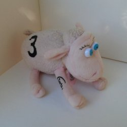 Serta Pink Sheep No. 3, Curto, Breast Cancer Research