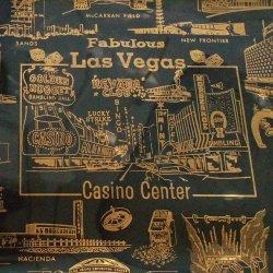 '.Las Vegas Casino Plate.'