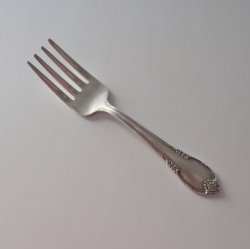 Remembrance, 1847 Rogers Bros Child's Fork