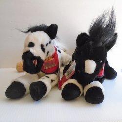 Wells Fargo Legendary Horses Billy and King, 2004, HTF