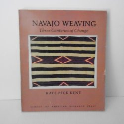 Navajo Weaving Three Centuries of Change American Indian Art