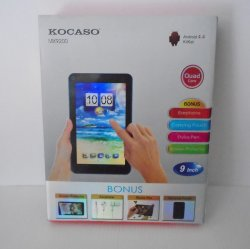 '.Kocaso MX9200 Tablet 8gb.'