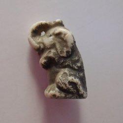 '.Carved Rock Elephants.'