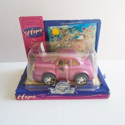Chevron Breast Cancer Awareness Hope Car, 2001 Special Ed