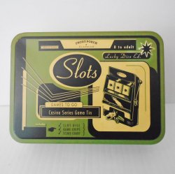 Games To Go, Slots Casino Series Game in Unopened Tin