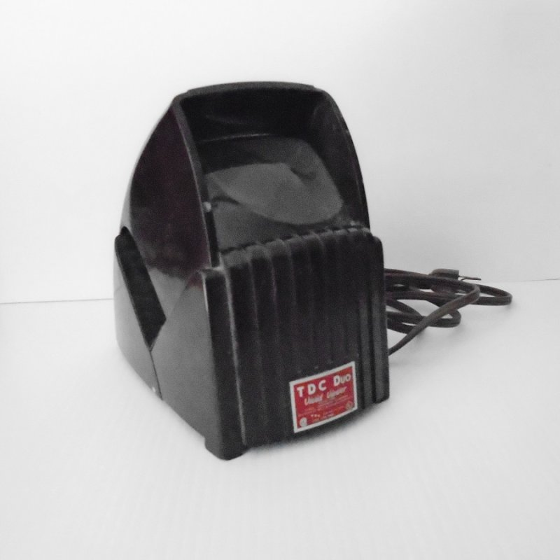 Bell & Howell TDC Duo 108G Slide Picture Viewer. 1950s. Bakelite. Works great. Estate purchase.