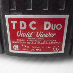 '.TDC Duo Slide Viewer.'