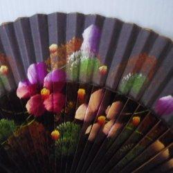 '.Hand Fan, Portugal 1970s.'