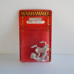 Warhammer Daemons Flesh Hounds of Khorne, Unopened Unpainted