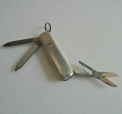 '.Tiffany pocket knife 925 sterl.'