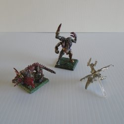 Games Workshop Warhammer 3 Large Fighting Creatures