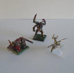 Games Workshop Warhammer 3 Large Fighting Creatures
