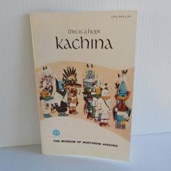 This Is A Hopi Kachina Museum N Arizona, plus Bonus Articles