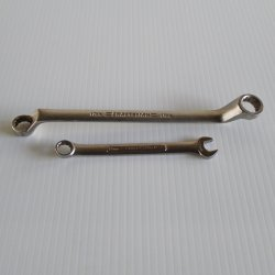 Craftsman Wrenches, Boxed and Combo, Metric, 2 pieces